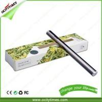 Ocitytimes Unique Design O9 Cbd Vape Pen/Disposable E Cigarette