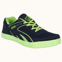 Buy cheap Ballerinas Navy Green Men Casual Shoe from wholesalers