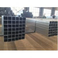 Buy cheap zinc coating square pipe manufacturer from wholesalers