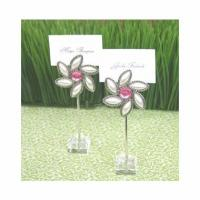 Buy cheap Flower Theme Garden Party Favors - Set of 12 Placecard Holders from wholesalers