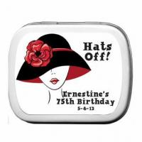 Buy cheap Kentucky Derby Favors Hat Tins from wholesalers