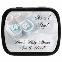 Buy cheap It's A Boy or It's A Girl Baby Shower Mint Tins from wholesalers