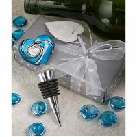 Buy cheap Murano Glass Heart Bottle Stopper from wholesalers