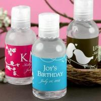 Buy cheap Birthday Personalized Hand Sanitizers from wholesalers