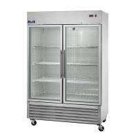 Buy cheap 2 Door Glass Reach-In Refrigerator (49 Cu Ft) from wholesalers