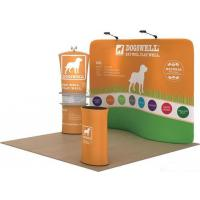 Buy cheap Fabric Trade Show Booth from wholesalers