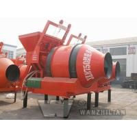 Buy cheap JZM750 cone Inverted discharge concrete mixer from wholesalers