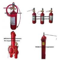 Buy cheap Fire Tracer Automatic FIRE SUPPRESSION SYSTEM from wholesalers