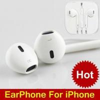 China iphone 5s earphone with Remote and Mic on sale