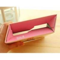 Buy cheap magazine Holder Storage Box Files DIY CardBoard Books Organizer A4 PAPER FILE BOX from wholesalers