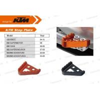 Buy cheap KTM Step Plate from Wholesalers