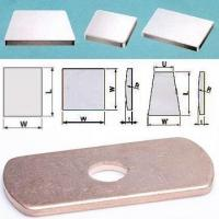 Buy cheap Square Silver Electric Contact from wholesalers