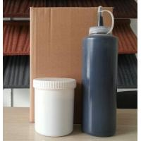 Buy cheap Repair Kit Glue Water Stone Chip for Colorful Stone Coated Metal Roofing Tiles from wholesalers