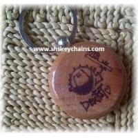 Buy cheap Funny Dentist Wooden keyring from wholesalers
