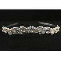 Buy cheap Bridal Tiaras & Headpieces Lady Slipper Headband from wholesalers