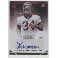 Buy cheap James Wilder Jr. /49 from wholesalers