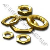 Buy cheap Brass Nuts / Brass Thumb Round Nut from wholesalers