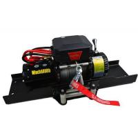 Buy cheap Worm Gear Winch, Durable Surface Finish from wholesalers