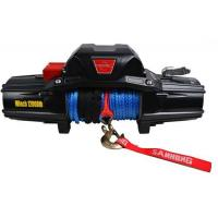 Buy cheap off-Road Winch 12000lbs Winch with 12V from wholesalers