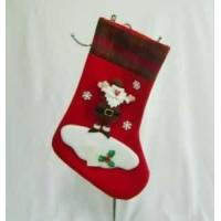 Buy cheap Cute Christmas Stocking Christmas Sock For Decoration from wholesalers