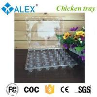 Buy cheap Plastic chicken egg tray for place eggs from wholesalers