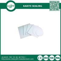 Buy cheap Custom Designed Filled Teflon Ptfe Sheet With Virgin And Recycled Materials from wholesalers