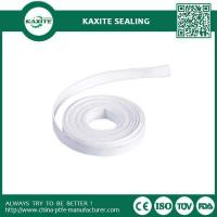 Buy cheap Heat Resistant Ptfe Teflon Gasket Sealing 30MPa Tensile Strength from wholesalers