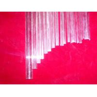 Buy cheap WTS Ozone-freetransparent quartz glass tubes for the UV sterilizing lamps from wholesalers