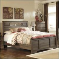 Buy cheap B216-65 Ashley Furniture Allymore - Brown Queen Sleigh Bed from wholesalers