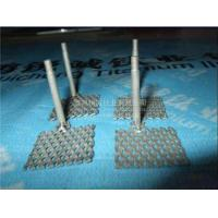 Buy cheap titaium anode for hydrogen water cup from wholesalers