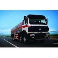 Buy cheap North Benz Special truck 8*4 cement tanker from wholesalers