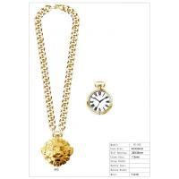 Buy cheap SY-52A Fashion Pocket Watch Chain Golden Watch Y121E Movement from wholesalers