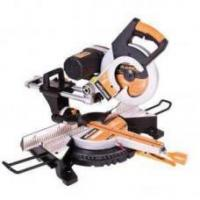 Buy cheap Evolution Power Tools 10 in. Multipurpose Double Bevel Sliding Miter Saw from wholesalers