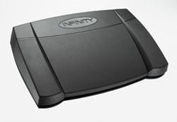 Quality Infinity USB foot pedals for sale