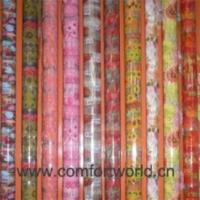 Buy cheap PVC Clear Sheet Fashion new design pretty transparent printing Pvc coloured Film from wholesalers