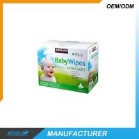 Buy cheap 900 Pcs Big package Baby wipes from wholesalers