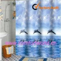 Buy cheap PVC Shower Curtain Waterproof Shower Curtain product