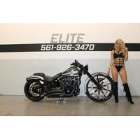 Buy cheap 2015 Harley Breakout Fxsb Custom Video 26 Front Wheel Exhaust Blacked Out starting bid$ 29,995 from wholesalers