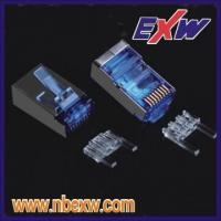 Buy cheap RJ45 connector for CAT6 FTP 2+6 product