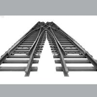 Buy cheap Railroad Track Turnout Crossing from wholesalers
