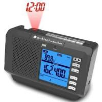 Buy cheap Ambient Weather WR-336 AM/FM/WB Weather Alert Radio Projection Alarm Clock with Indoor Temperature from wholesalers