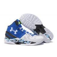 """Buy cheap Under Armour Curry 2 Camo"""" White Blue Black Shoes For Sale from wholesalers"""