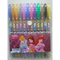 Buy cheap BP style fruit scent 16 colors glitter gel pen from wholesalers