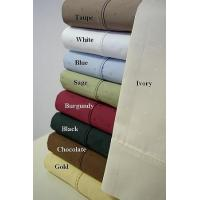 Buy cheap Egyptian Cotton 300TC Solid with Woven Dots Sheet Sets from wholesalers