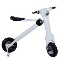 GBALEN fashionable folding electric bike. Model numberLS901