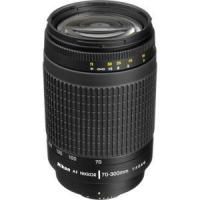 Buy cheap Nikon Nikkor 70-300mm f/4-5.6G AF Zoom Lens (Black) from wholesalers