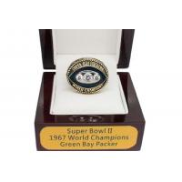 Buy cheap 1967 Super Bowl II Green Bay Packers Championship Ring 6.5 from wholesalers