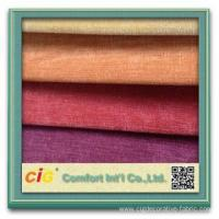 Buy cheap 100%Polyester Soft T/C Bonding Upholstery Garment Corduroy fabric from wholesalers