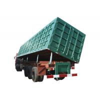 Buy cheap Side Dump Semi-Trailer from wholesalers