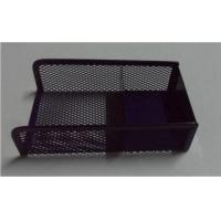 Buy cheap metal mesh storage bins Metal Mesh Storage Products from wholesalers